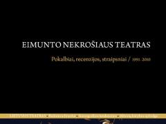 Trys knygos į teatrinės literatūros lentyną