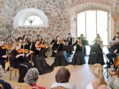 Muzikos ir paveldo susitikimai Paliesiuje