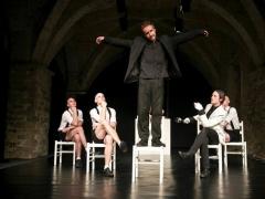 Pažintis su Lietuvos teatro ateitimi