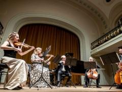 Romantikai Nacionalinėje filharmonijoje