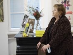 """Charizmatiška meno kritikė pristatoma knygoje """"Su savo tiesa. Gražina Kliaugienė"""""""