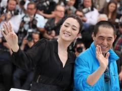 Gong Li ir Zhang Yimou