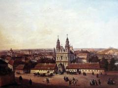 Pareiškimas dėl vykdomų statybos darbų Vilniaus misionierių vienuolyno ansamblio teritorijoje