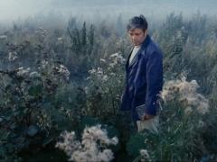 "Kadras iš Andrejaus Tarkovskio filmo ""Soliaris"""