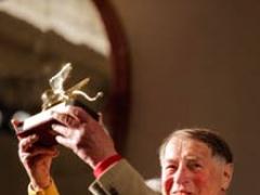 57-ojoje tarptautinėje Venecijos meno bienalėje išdalinti apdovanojimai