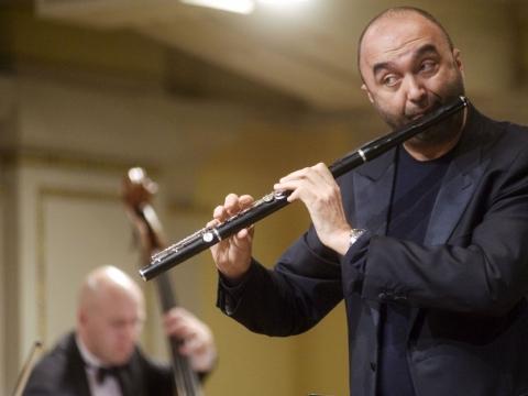 Massimo Mercelli. D. Matvejevo nuotr.