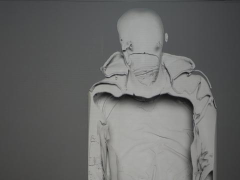 Gintas Gabranas, kadras iš videofilmo. A. Narušytės nuotr.