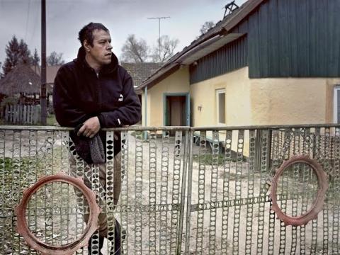 """Arturas Valiauga, iš ciklo """"Ilgesio žemė"""". 2012 m."""
