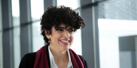 Benedetta Carpi de Resmini. T. Kapočiaus nuotr.