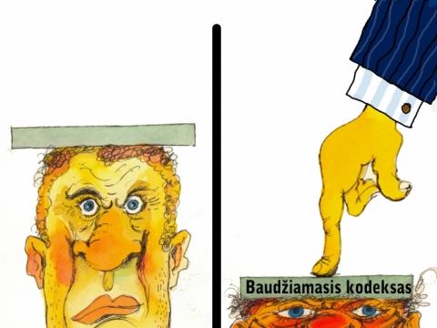 Iljos Bereznicko karikatūra