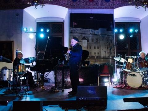 GTČ trio koncertas Valdovų rūmuose. D. Klovienės nuotr.