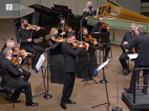 Jurgis Juozapaitis, Robertas Šervenikas ir Lietuvos kamerinis orkestras