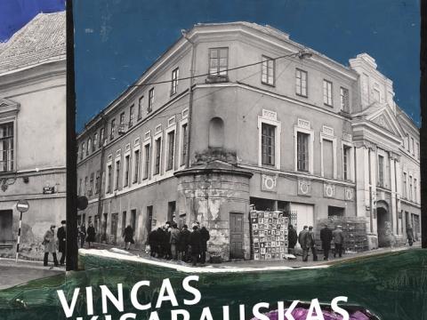 Viršelio dailininkas Jokūbas Jacovskis
