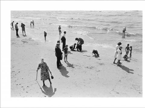 """Algimantas Kunčius, """"Sekmadieniai prie jūros. Palanga 1965–2014"""". 8-asis dešimtmetis"""