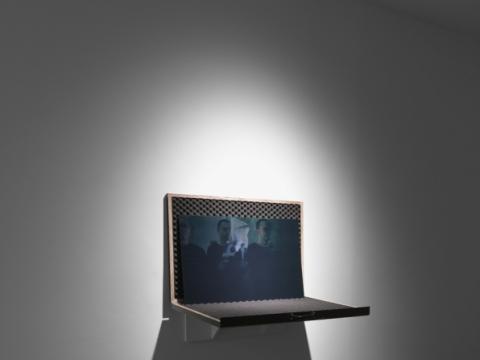 """Raimundas Malašauskas, """"Holograma"""". 2007 m. Autoriaus ir """"Lisson"""" galerijos nuosavybė"""