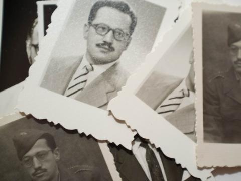 "Michailas Mersinis, parodos ""Sidabre"" fragmentas"