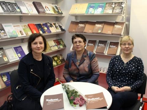 Rūta Stanevičiūtė, Danutė Petrauskaitė, Vita Gruodytė. B. Baublinskienės nuotr.