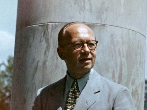 Mikalojus Vorobjovas. Iš LDM archyvo
