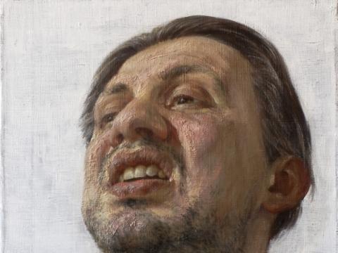 """Žygimantas Augustinas, """"Jis Nr. 4"""". 2013 m. Nuotrauka iš autoriaus archyvo"""