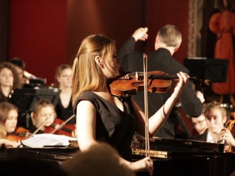 M.K. Čiurlionio muzikos festivalio atidarymo koncertas. E. Fedorcovaitės nuotr.
