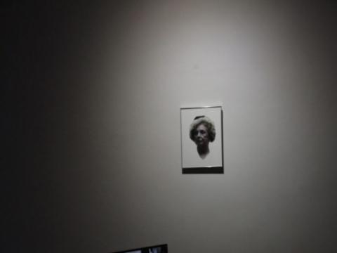 """Svajonė ir Paulius Stanikai, parodos """"Uraganas Theresa"""" vaizdas. 2016 m. V. Samulionytės nuotr."""