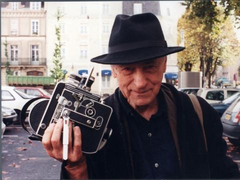 Jonas Mekas. B. Lehman nuotr.