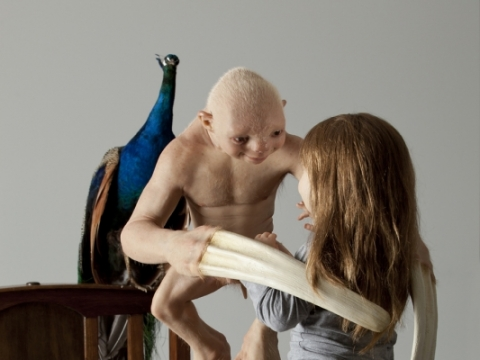 """Patricia Piccinini, """"Laukiamas svečias"""". 2008 m."""