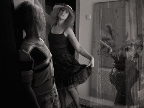 """Regina Šulskytė, """"Gimimo dieną"""" iš serijos """"Mano laikas"""". 2011–2013 m."""