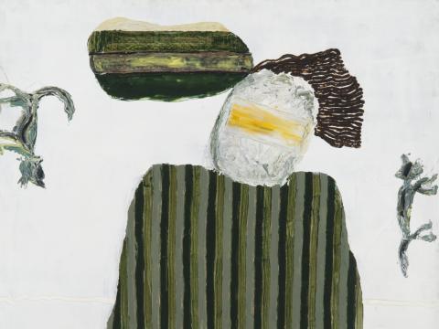 Linas Katinas, Autoportretas. 1968 m.