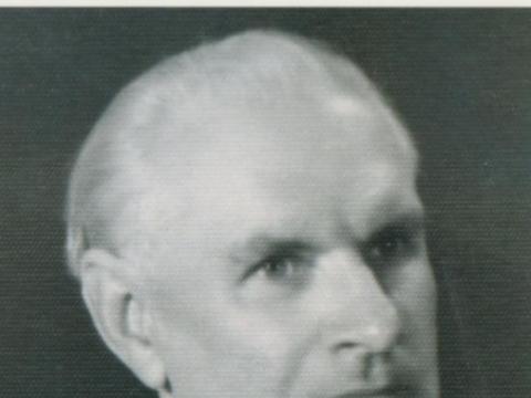 Apolinaras Likerauskas. 1957 m. Nuotr. iš asmeninio archyvo