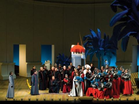 """Armidė"". ""Metropolitan opera"" nuotr."