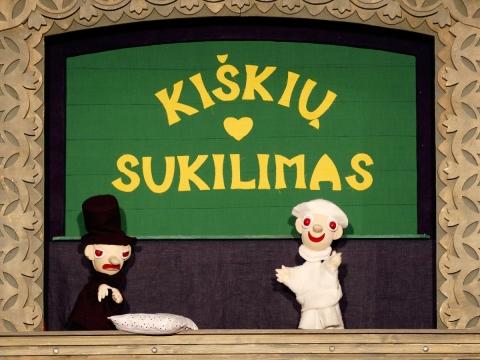 """Vilniaus teatro """"Lėlė"""" nuotr."""