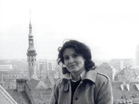Aleksandra Juozapėnaitė-Eesmaa