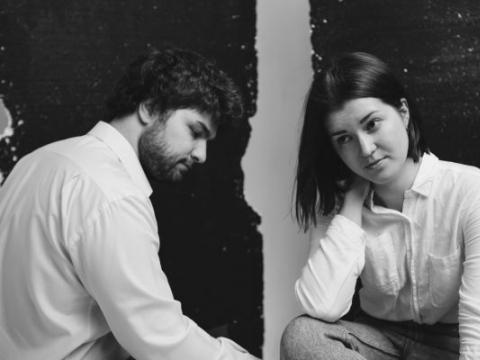 Anna ir Lukas Geniušai. LVSO archyvo nuotr.