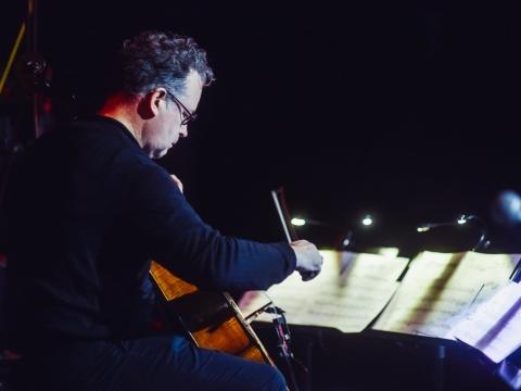 Anton Lukoszevieze koncertas. Organizatorių nuotr.