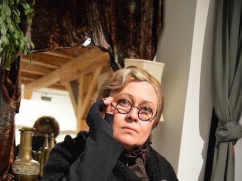 Tulevičiūtė (Marija Šlapelienė). K. Sipario nuotr.