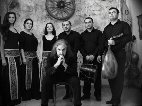 """Naghash Ensemble"". Organizatorių nuotr."