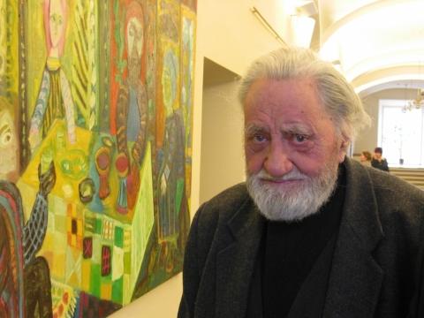 Augustinas Savickas. 2009 m. R.Savicko nuotr.