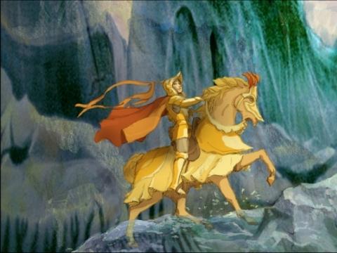 """""""Aukso žirgas"""""""