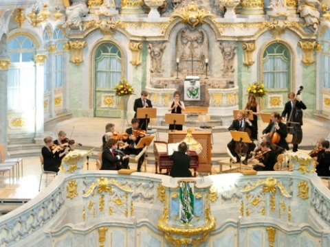 "Orkestras ""Concerto Copenhagen"". LNF nuotr."