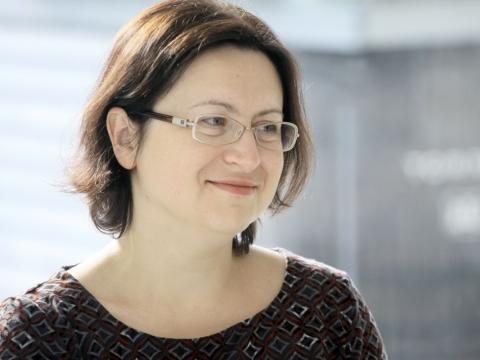 Beata Baublinskienė. G. Savicko nuotr.