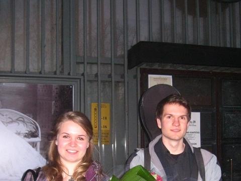 Marija ir Dmitrijus Berezinai