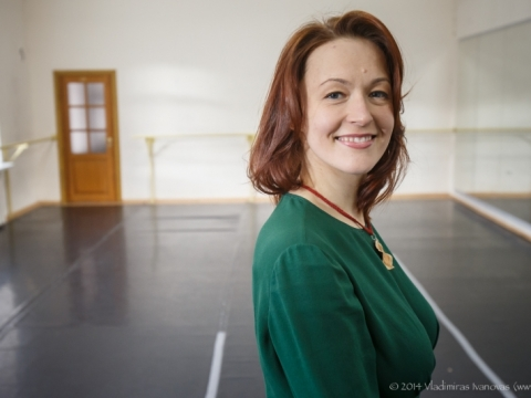 Brigita Bublytė. V. Ivanovo nuotr.