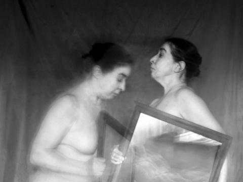 "Violeta Bubelytė, ""Nebereikalingas veidrodis"". 2017 m."