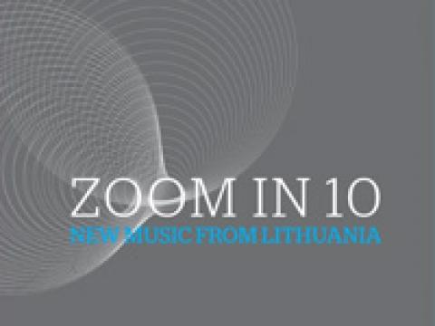 """""""Zoom In"""" viršelis"""