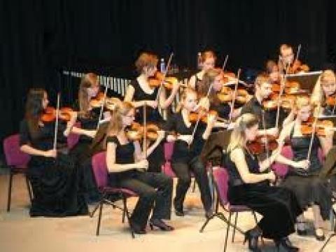 M.K. Čiurlionio menų simfoninis orkestras