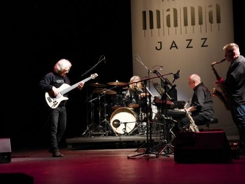 """Leonido Šinkarenkos """"Jazz 4 N"""". D. Klovienės nuotr."""