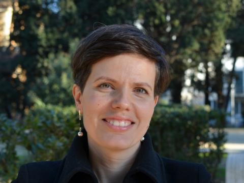 Julija Reklaitė. Nuotrauka iš asmeninio archyvo