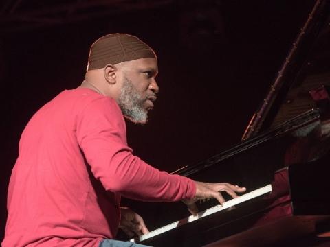 """Orrinas Evansas """"Mama Jazz"""" festivalyje. D. Klovienės nuotr."""