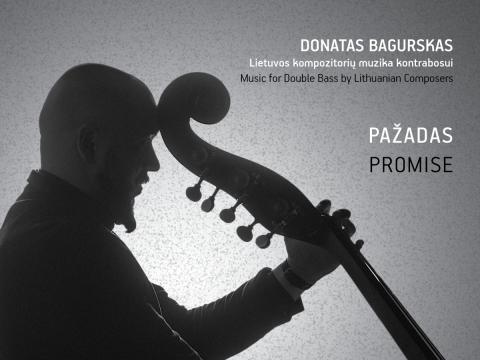 Donato Bagursko CD viršelis